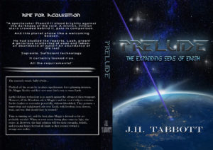 Prelude laserbeam full cover with spine